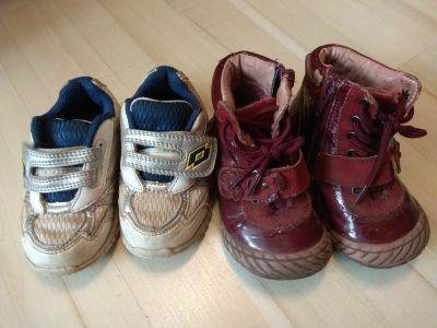 Dětské boty pro holčičku vel.21, č.2
