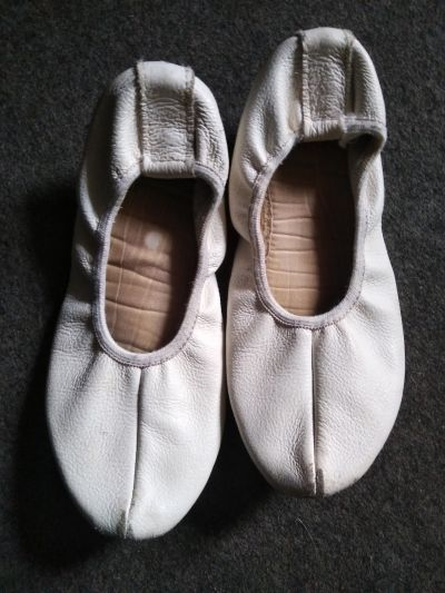 Kožené piškoty na balet 22 cm