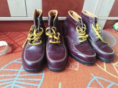 Pracovní boty vel 27 cm