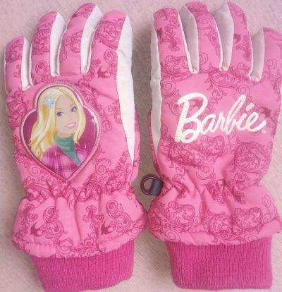 Zateplené rukavice