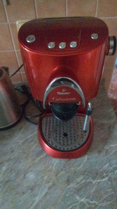 Kávovar Tchibo na díly