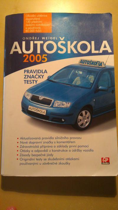 Autoškola 2005 - Ondřej Weigel