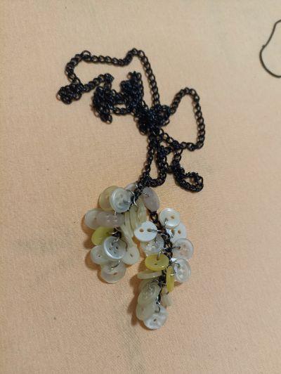 Nahrdelník s knoflíky