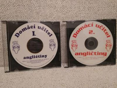 CD angličtina