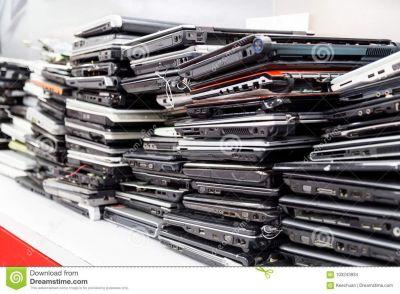 Máte doma starý notebook nebo počítač?