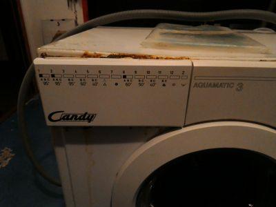 Pračka automotivká Candy Aquamatic 3