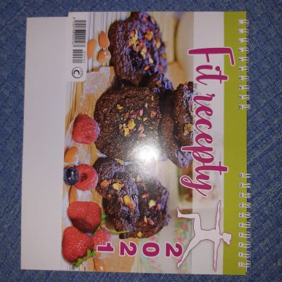 DARUJI kalendar Fit recepty 2021