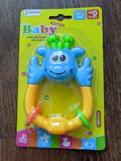 Daruji nepoužité hračky pro miminko