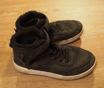 chlapecké zimní boty vel.32 H&M