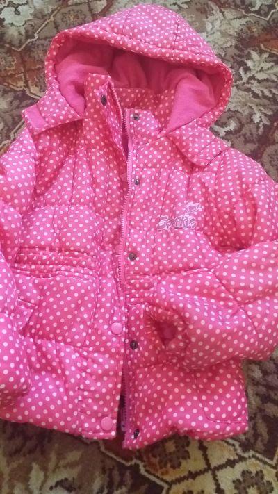 Divči zimni bunda vel 116