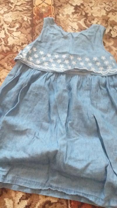 Divči šaty vel 116