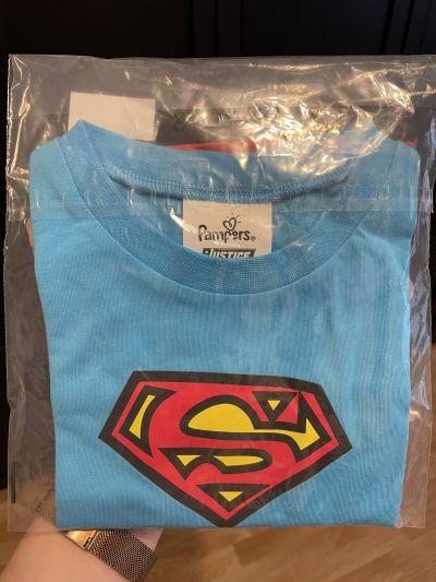 Dětské tričko Superman (1-2 roky)