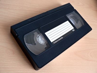 VIDEO, STARÉ ORIGINÁLNÍ VHS VIDEOKAZETY