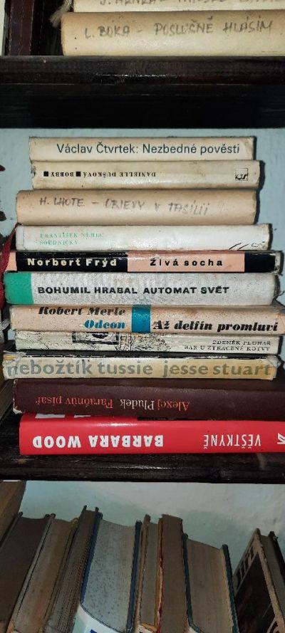 Knihy 3