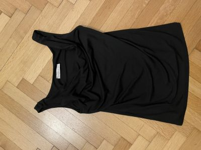Černé tílko s vodou zn. New Collection
