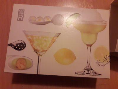 Sada na přípravu molekularnich drinků