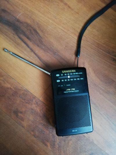 Kapesní rádio
