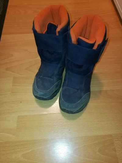 Chlapecké boty zimní