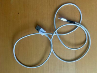Nabíjací kábel na iPhone