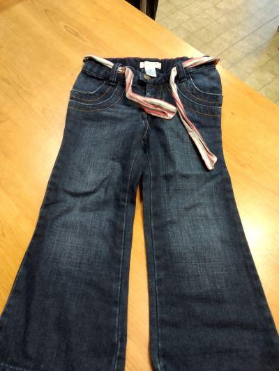 Jeans dívčí