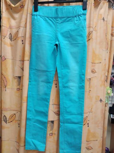 Jeans streč modré