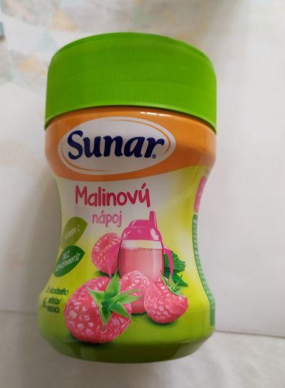 Malinový nápoj