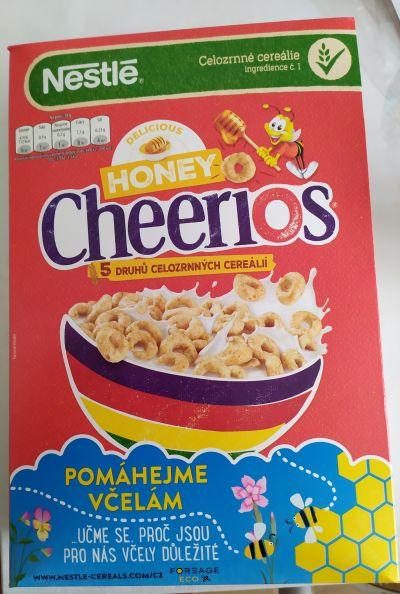 Cereálie Cheerios
