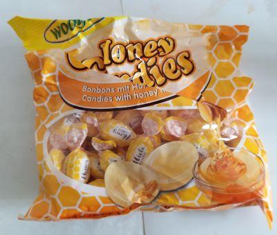 Medové bonbóny