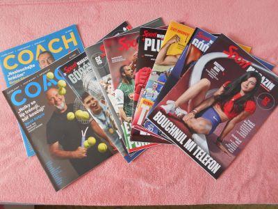 9x časopis pro sportovní nadšence