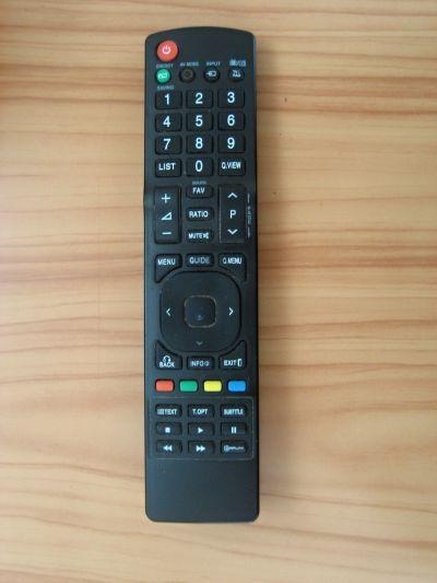 TV ovladač