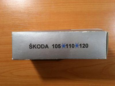 Brzdové destičky Škoda 105-110-120