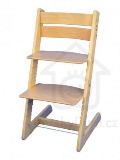 Dětskou rostoucí židli