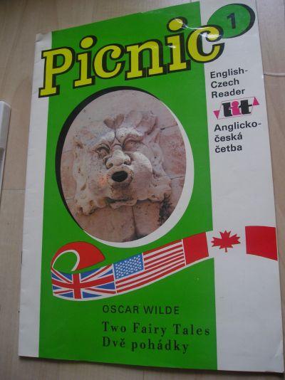 Dvě pohádky anglicky a česky