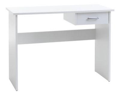 Psací stůl KARUP 40x100 bílá barva