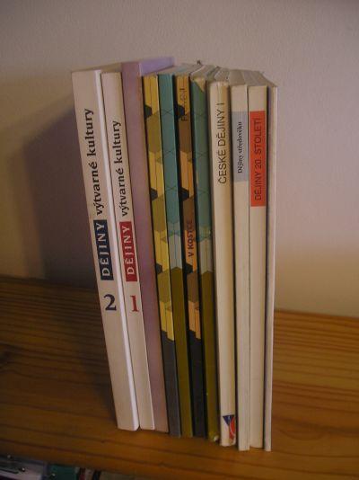 Knihy - učebnice a skripta