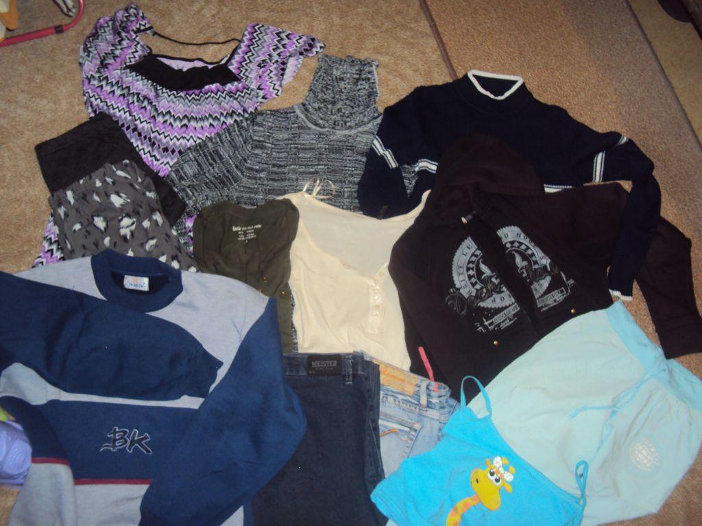 Daruji za odvoz dámské oblečení m 8c57a06097