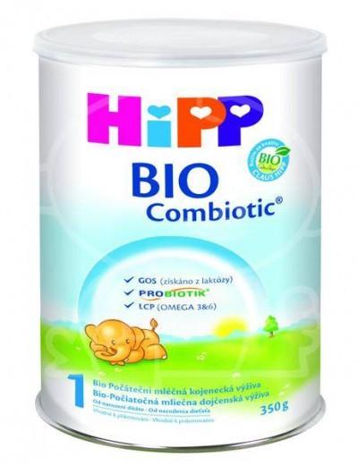 Уникальная формула молочных смесей HiPP Combiotic максимально приближена к грудному