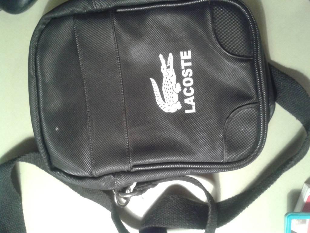 266dc022ae Daruji za odvoz taška přes rameno lacoste
