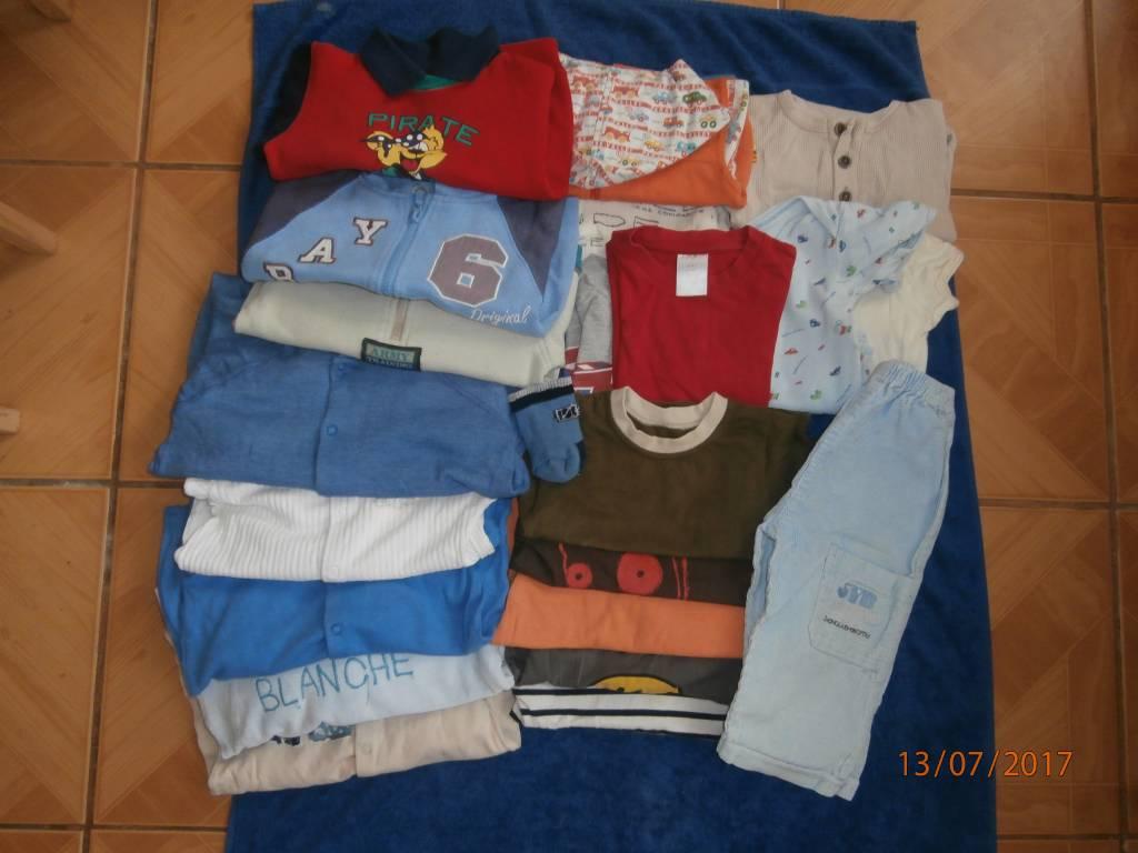 Daruji za odvoz oblečení kluk  ba112c6381
