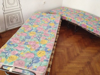 Rozkladaci postele