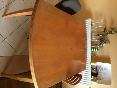 Daruji stul a židle