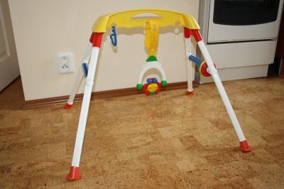 Dětská hrací hrazdička