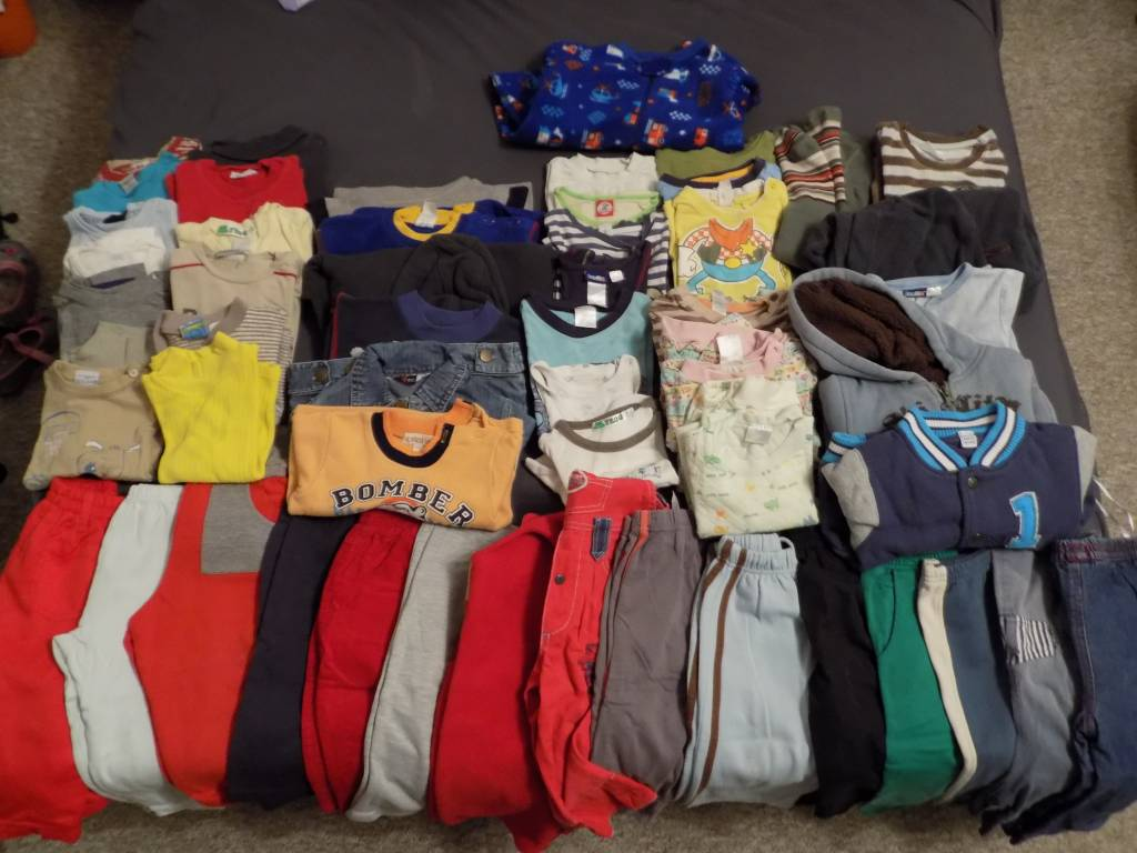 Daruji za odvoz dětské oblečení na kluka 1 bfa8e0c95d