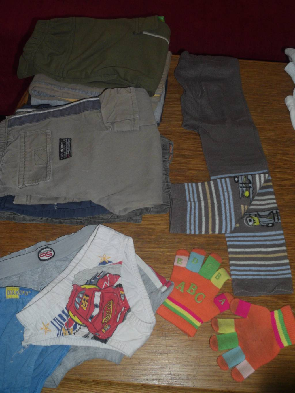 Daruji za odvoz mix oblečení kluk 2-3 roky  affff0bd7c